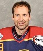 Petr Cech buz hokeyi kalecisi oldu