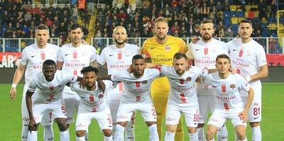 Antalyaspor'un hedefi Sivasspor karşısında 3 puan!