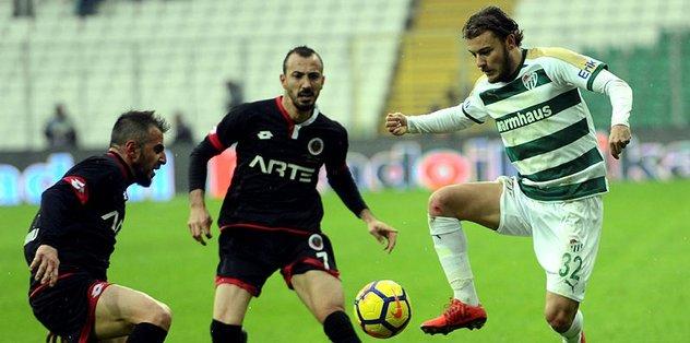 Gençlerbirliği - Bursaspor | CANLI