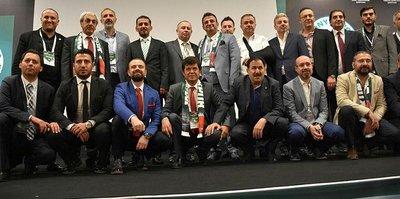 Konya'da yeni başkan Kulluk