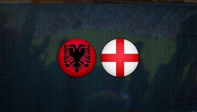 Arnavutluk - İngiltere maçı ne zaman, saat kaçta, hangi kanalda canlı yayınlanacak?   Dünya Kupası Elemeleri