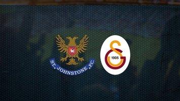 St Johnstone Galatasaray maçını şifresiz veren kanal var mı?
