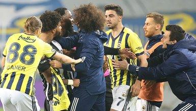 Beşiktaş ve Fenerbahçeli yöneticiler PFDK'ya sevk edildi