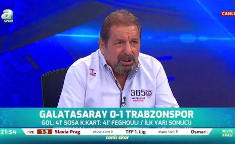 Erman Toroğlu'ndan Feghouli'ye sert eleştiri!