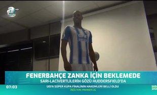 Fenerbahçe Zanka için beklemede