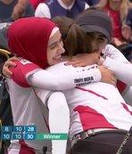 Makaralı Yay Bayan Takımı Avrupa şampiyonu oldu