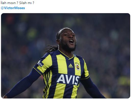 Sosyal medyada Moses yorumları!