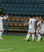 G.Birliği 4 golle kazandı