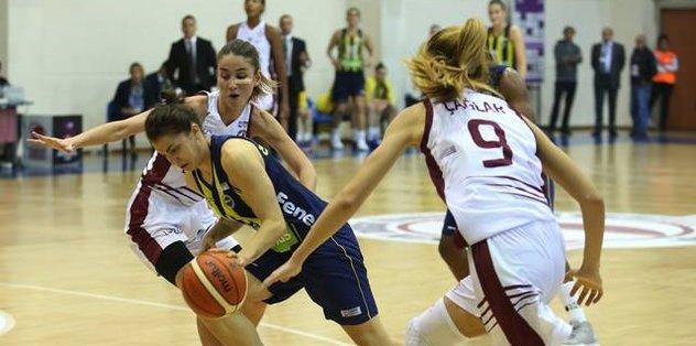 Fenerbahçe'nin konuğu Yakın Doğu