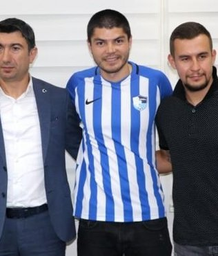 Erzurumspor Arsen Khubulov ile yollarını ayırdı