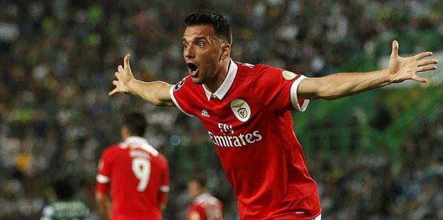 Samaris'in aklı Galatasaray'da