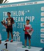 Çelpaspor kulübünün Tiriatlon dalında büyük başarısı