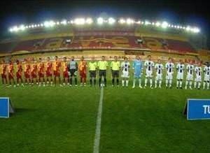 Fotoğraflarla Galatasaray-Beşiktaş derbisi