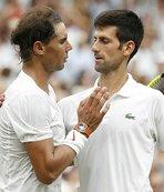 Wimbledon'da finalin adı belli oldu
