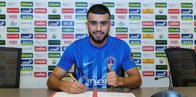 Kasımpaşa Azad Toptik'i transfer etti