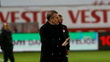 Abdullah Avcı Trabzonspor BB Erzurumspor maçının ardından konuştu: Adım adım ileri gideceğiz