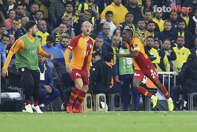 Galatasaray'ın Kadıköy kabusu!