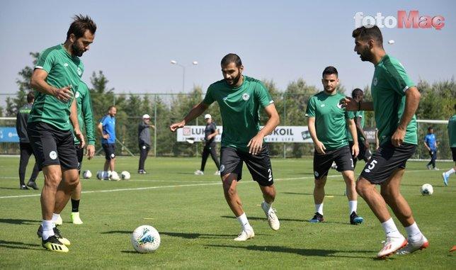 Galatasaray taraftarıyla buluşuyor! İşte Fatih Terim'in Konyaspor 11'i
