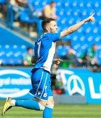 Emre Çolak'lı Deportivo son nefeste kazandı