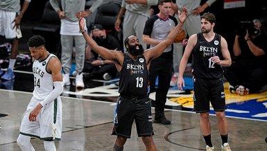 Son dakika spor haberi: Brooklyn Nets-Milwaukee Bucks: 114-108 | MAÇ SONUCU