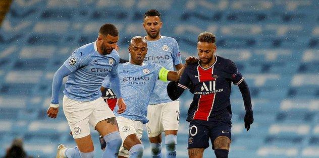 Manchester City 2-0 Paris Saint Germain | MAÇ SONUCU