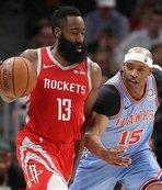 Rockets Harden ile kazanmaya devam ediyor