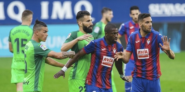 Eibar 0-0 Leganes | MAÇ SONUCU - Futbol -