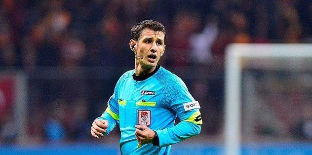 UEFA'dan Meler'e görev