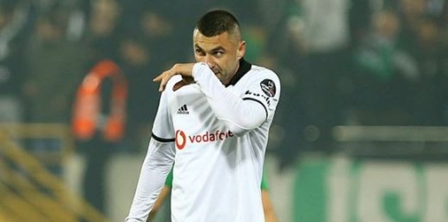 Beşiktaş'ta Burak Yılmaz şoku! Fenerbahçe...