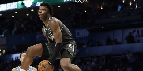 NBA All-Star 2019 başladı! İşte geceden kareler