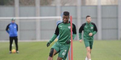 Bursaspor'da Gençlerbirliği maçı hazırlıkları