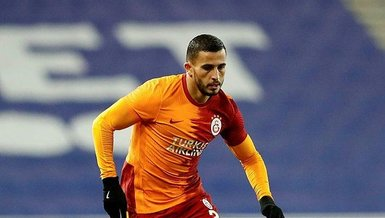 Galatasaray Erzurumspor hazırlıklarına başladı! Omar Elabdellaoui takımdan ayrı çalıştı