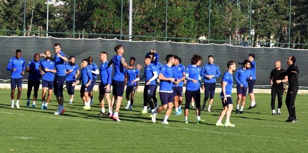 B.B.Erzurumspor Adana Demirspor maçına hazır!