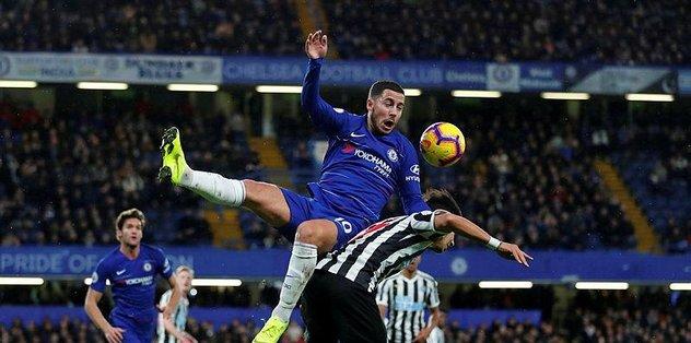 Chelsea iki golle kazandı
