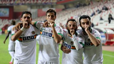 Süper Lig'de Alanyaspor rüzgarı!