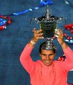 Şampiyon Rafael Nadal