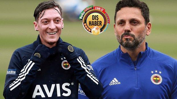 Son dakika spor haberi: Fenerbahçe için bomba teknik direktör iddiası! Mesut Özil devrede... #
