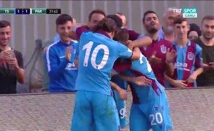 Pereira'dan mükemmel gol!