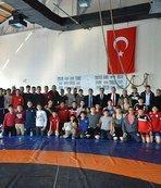 Şuhut'ta güreş turnuvası