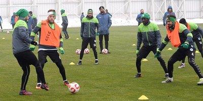 Konyaspor'da kupa mesaisi
