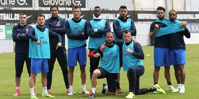 Trabzonspor'da Avrupa hesapları