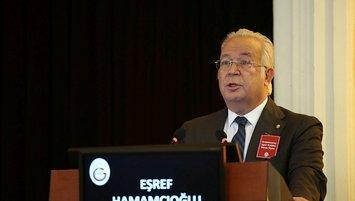 Hamamcıoğlu: Aday değilim