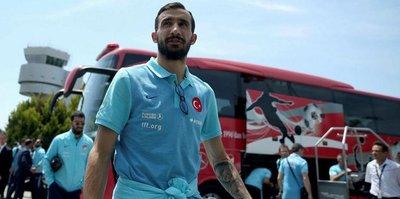 Yeni kaptan Mehmet Topal