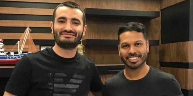 Alanzinho, BAL ekibi Sinopspor ile prensipte anlaştı