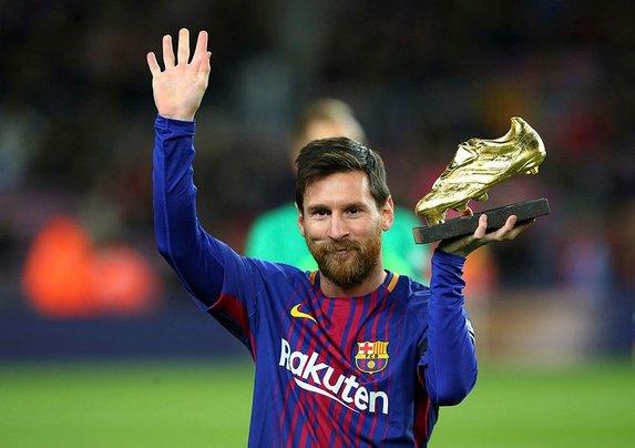 En çok Altın Top Ödülü kazanan futbolcu