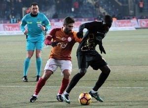 Osmanlıspor - Galatasaray: 2-2