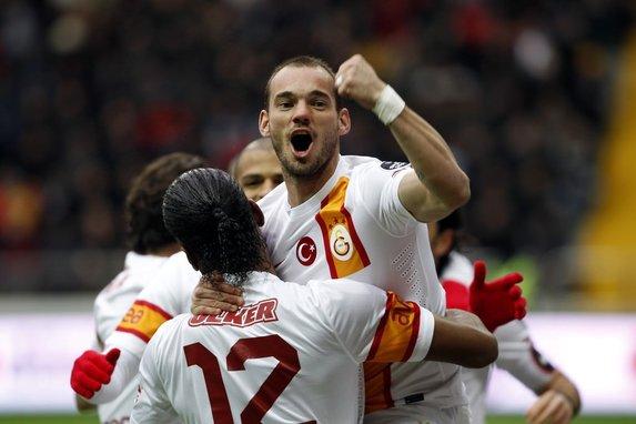 Kayserispor-Galatasaray (Spor Toto Süper Lig 26. hafta maçı)