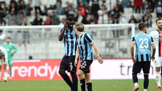 Mario Balotelli'den Beşiktaş Adana Demirspor maçında flaş hareket!