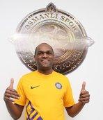 Martins Moreira ile 2.5 yıllık sözleşme