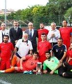 Uluslararası Görme Engelliler Ankara Kupası'nda şampiyon Türkiye